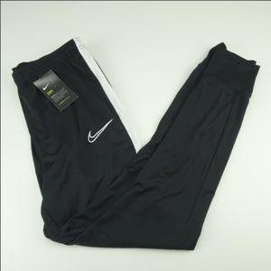 Nike Men's Dri-Fit Dry Training Pants Black Size M